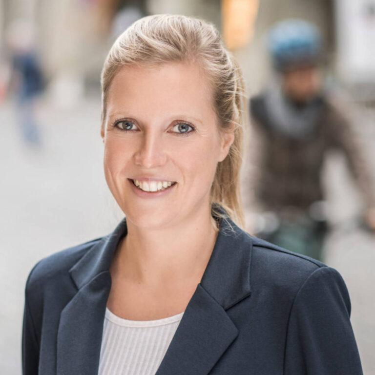 Barbara Jordan Ormera AG