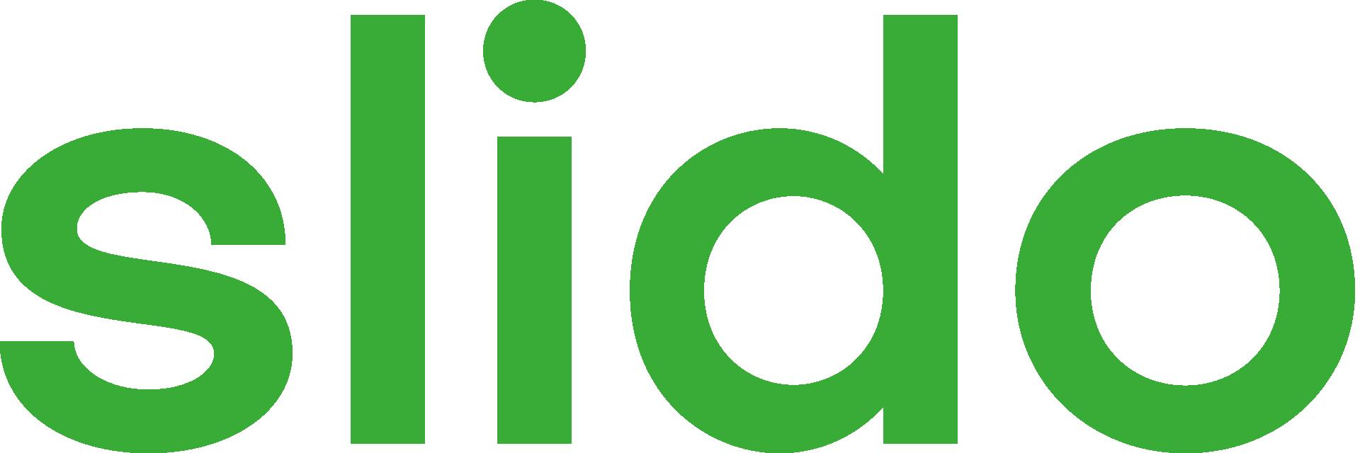Logo Slido Question