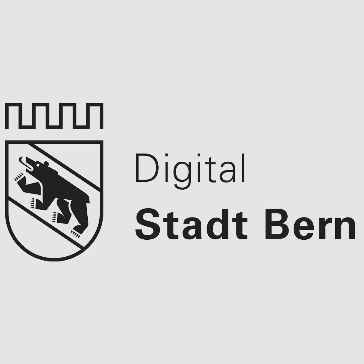 Logo Digital Stadt Bern