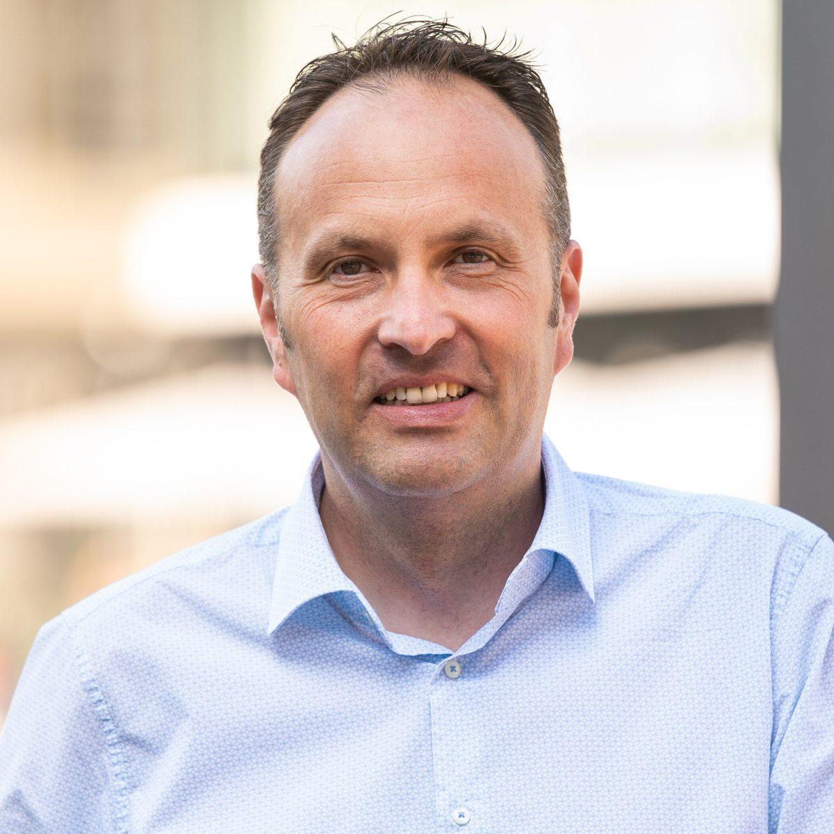 Markus Bacher - Experte Smart City Verein Bern