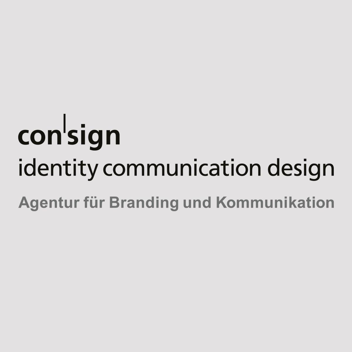 consign Agentur für Branding und Kommunikation